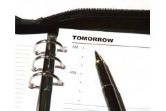 Можешь ли ты быть уверен, что завтра ты успеешь сделать все, что задумал?