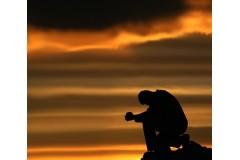 Для Христа молиться было столь же естественно, как и дышать.